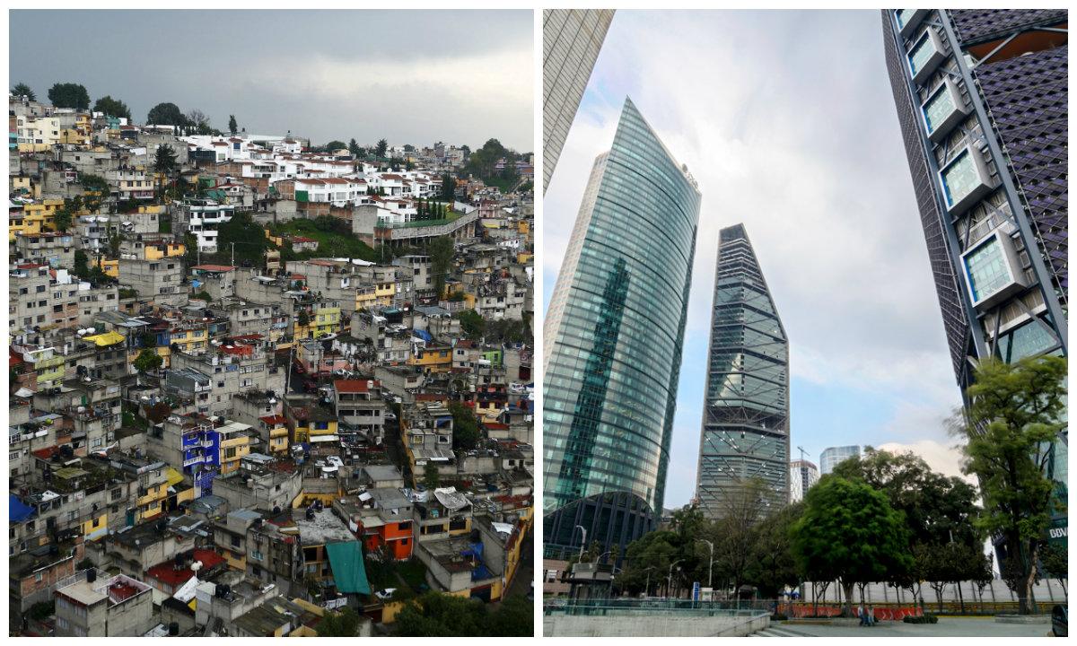 Desigualdad y pobreza en la CDMX: ¿En busca de la prosperidad ...