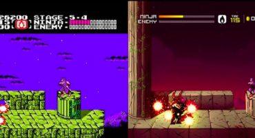 ¡Este genio retocó juegos clásicos de Nintendo y el resultado es genial!