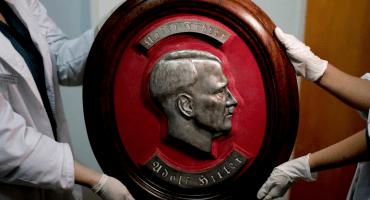 Descubren colección de arte nacionalsocialista en Argentina