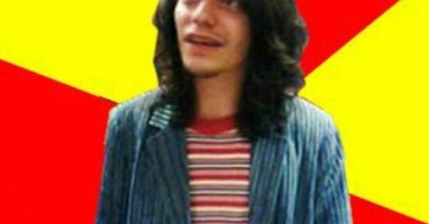 Daniel Malpica, escritor conocido como el chairo de los memes