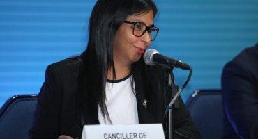 Por defender Venezuela como