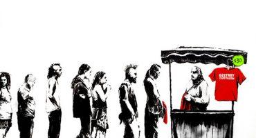 Saving Banksy: sobre la comercialización y musealización del arte urbano