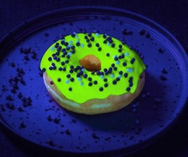 Glownuts - Donas fluorescentes