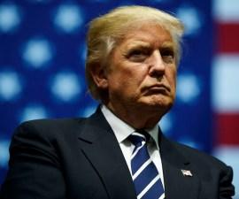 Donald Trump vuelve a su modo de campaña: propone muro con paneles solares