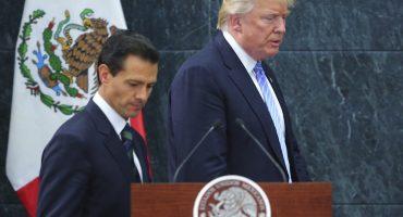 ¡Ya hay fecha! Peña Nieto y Trump se verán las caras en Cumbre del G-20