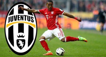 Douglas Costa suena para reforzar a la Juventus