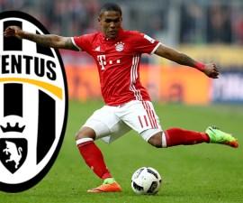 Douglas Costa a la Juventus
