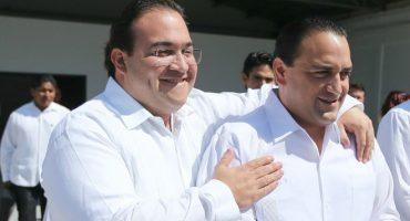 Entre Duarte y Borge habrían desviado 500 mdp para campañas del PRI