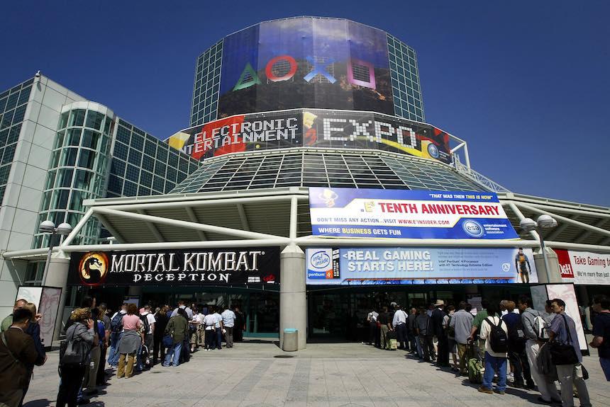 Historia de la E3