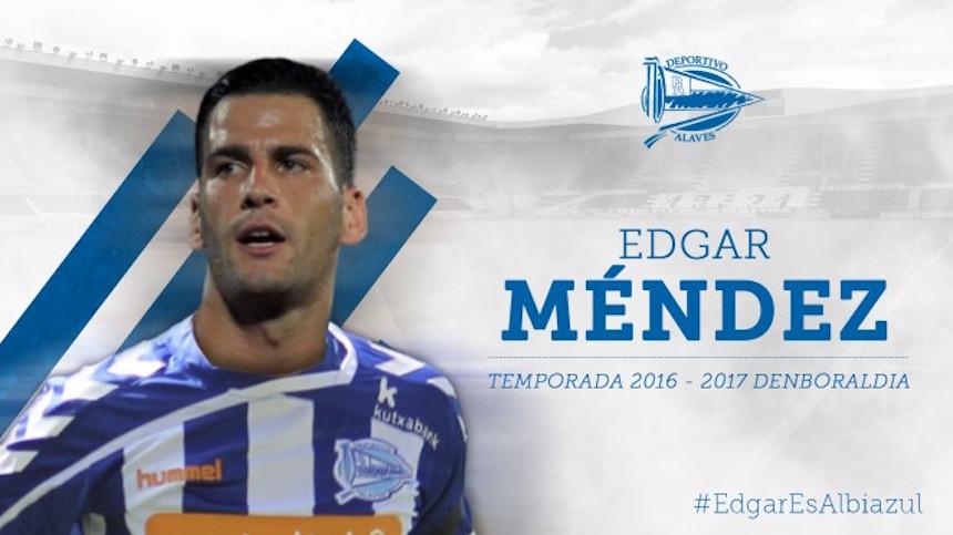 Edgar Méndez Alavés