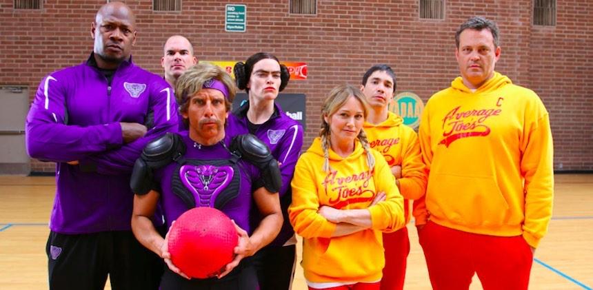 Dodgeball - elenco actualmente