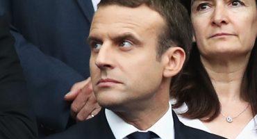 La juventud cuesta: Emmanuel Macron gastó en tres meses 26 mil euros en maquillista