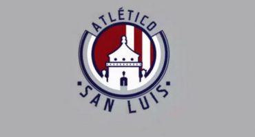 Atlético San Luis mostró al mundo su nuevo escudo