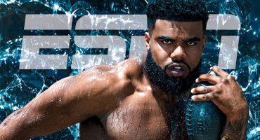 Zeke Elliot se une a las portadas de la ESPN Body Issue