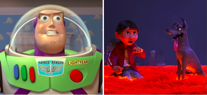 Evolución de Pixar