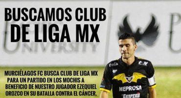 América, Pumas, Gignac, Chaco, Moi... Toda la Liga MX se une para apoyar a 'Cheque' Orozco