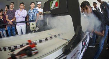 La historia de los jóvenes mexicanos  buscan un lugar en la Fórmula 1