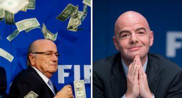 Otro capítulo del FIFA Gate: revelan millonaria transferencia para el Mundial 2022
