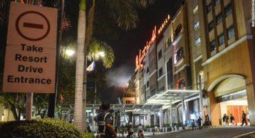 Filipinas: luego de asalto, encuentran 35 muertos en casino de Manila