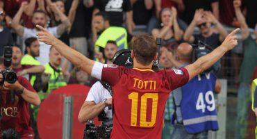 ¿Qué? Un equipo japonés quiere sacar a Totti del retiro