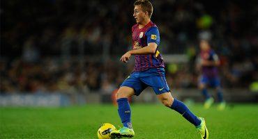 Gerard Deulofeu es oficialmente jugador de Barcelona
