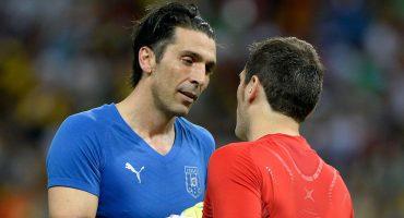 Iker Casillas ya le encontró sustituto a Buffon para cuando se retire