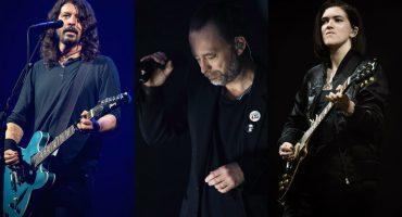 Radiohead, Foo Fighters y más: los mejores shows de Glastonbury 2017