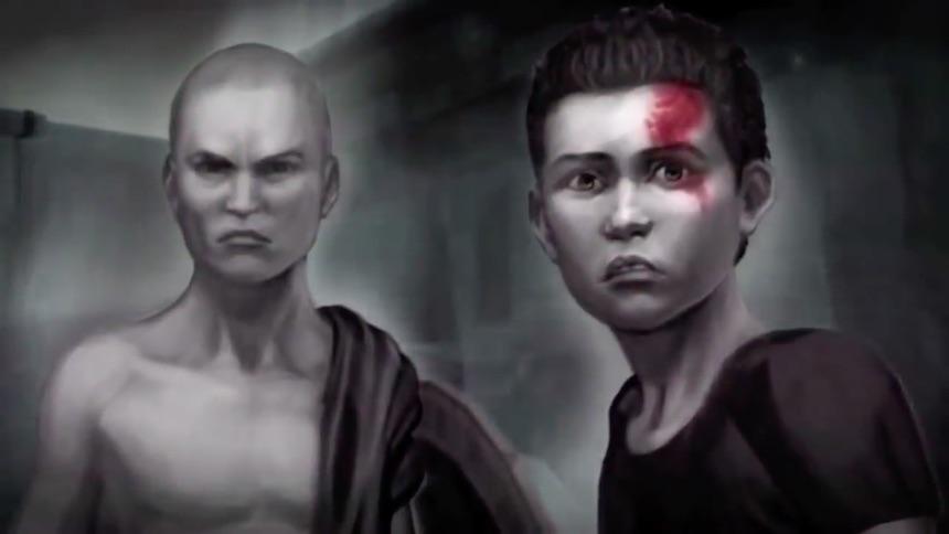 Kratos y Deimos