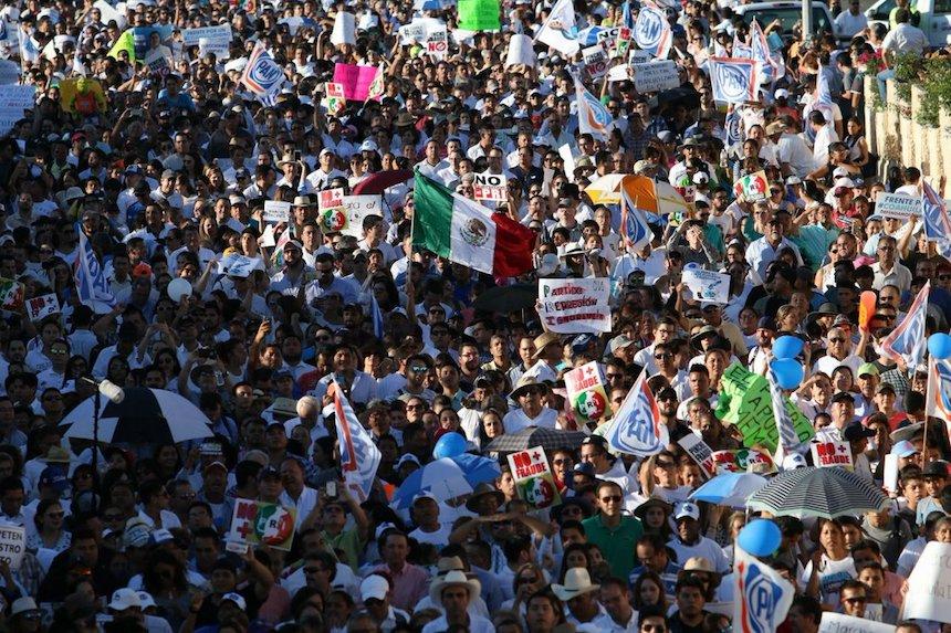 Guillermo Anaya y el Frente por la dignidad de Coahuila