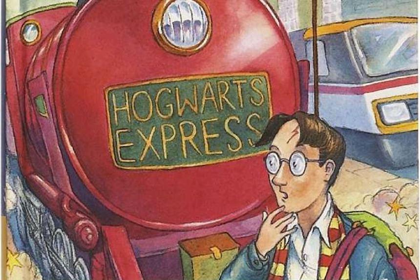 Harry Potter y la Piedra Filosofal - Portada