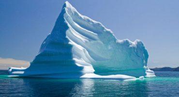 Greenpeace alerta por desprendimiento de enorme iceberg de la Antártica