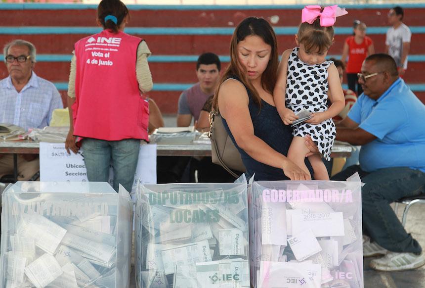 Para que no digan... Tribunal ordena el recuento de votos en 556 casillas del Edomex