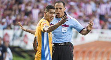 Luis Enrique Santander nombrado mejor árbitro del Clausura 2017