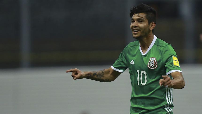 Jesús Manuel 'Tecatito' Corona renuncia a la Copa Confederaciones