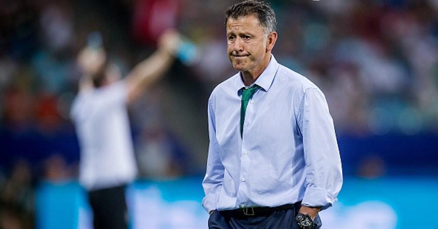Juan Carlos Osorio Selección Mexicana de Fútbol