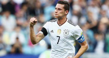 Alemania derrota a Australia a pesar de Bernd Leno