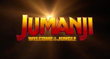 Agárrense bien que el trailer de Jumanji está muy cerca