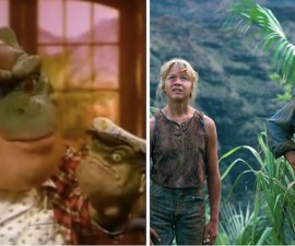 Dinosaurios - Jurassic Park