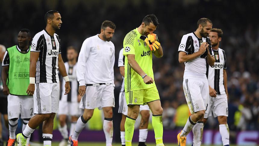 Juventus: El 'gigante' derrocado por séptima ocasión