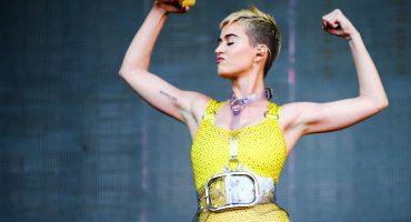 Katy Perry contraataca en una colaboración ft... ¡Calvin Harris!