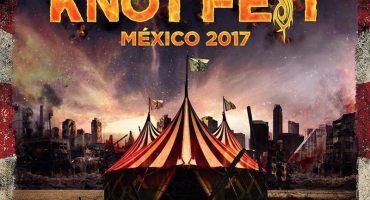 CONFIRMADO: ¡Tendremos KnotFest México 2017!