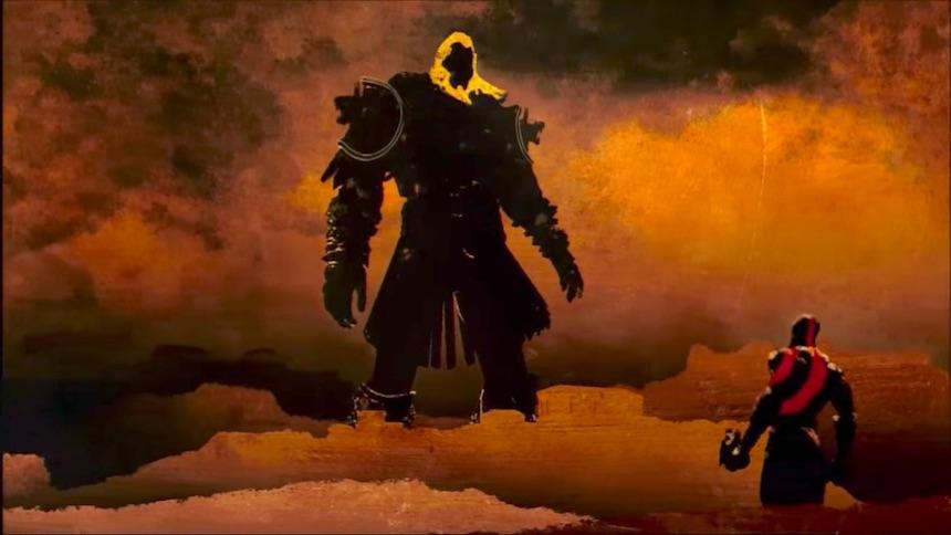 El Fantasma de Esparta: Kratos Vs. Ares