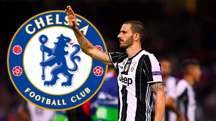 El Chelsea va sí o sí por un defensa: Bonucci es la primera opción