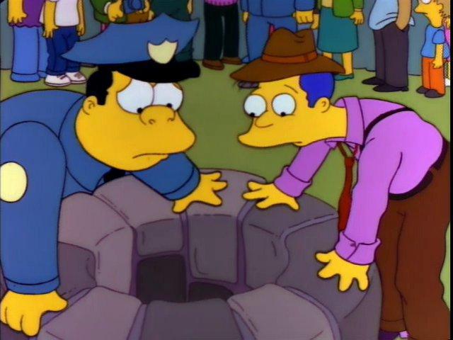 Imagen de capítulo de Los Simpsons
