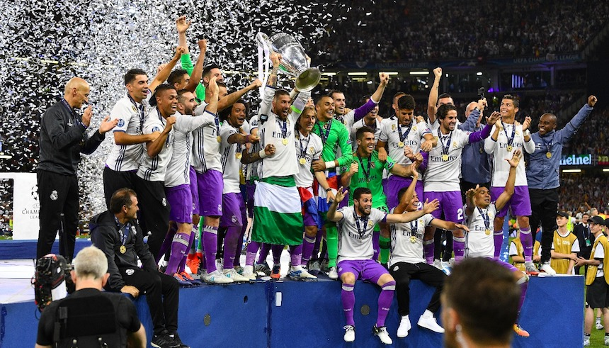 Revive la Final de la Champions League en imágenes