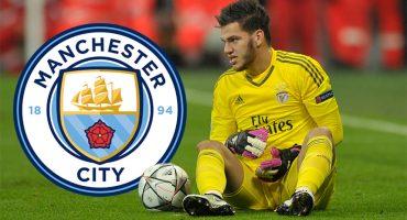 Manchester City tiene nuevo portero: Ederson Moraes