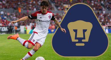 Palencia acepta que Mauro Formica encajaría perfecto en Pumas