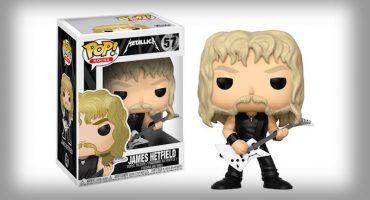 ¡Merol! Metallica llega en forma de increíbles Funko POP!