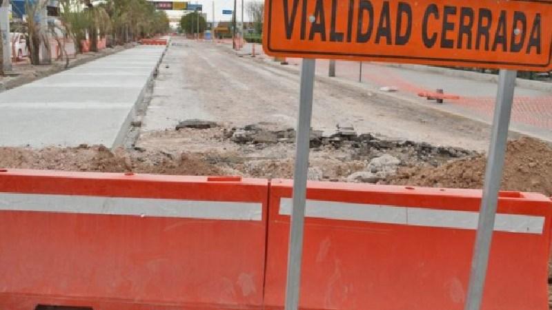 Obras del Metrobús en Torreón