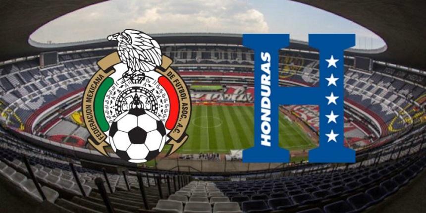 México contra Honduras
